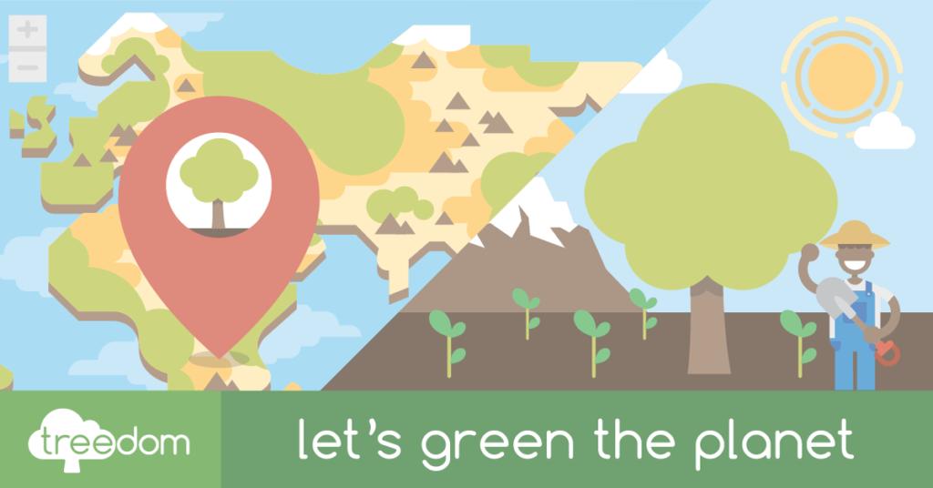 app ambiente treedom